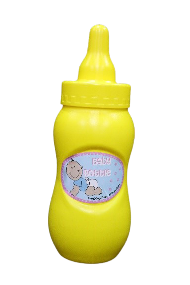 Baby Bottle Coin Bank