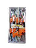 Plastic Drinking Straw (Pack of 50)