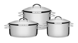 Solar 3pc. Cookware Set