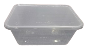 Microwavable Tub (Pack of 10 or 5)