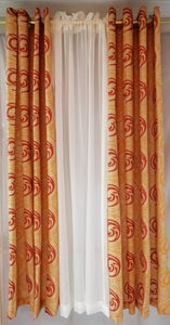 Madagascar Curtain Set