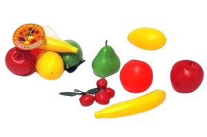 6-in-1 Fruits Set