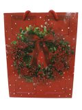 Christmas Paper Bag Santa Collection (Pack of 12)