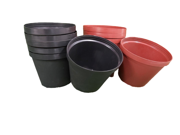 Plastic Pot (Pack of 12)