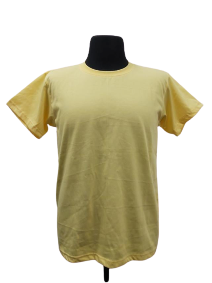 L-2XL Round Neck T-Shirt (Minimum of 6 Pieces)