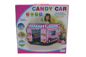 Candy Car Tent Set