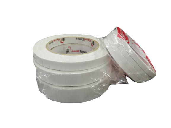 Double Sided Tape Roll (Minimum of 2 Pieces)