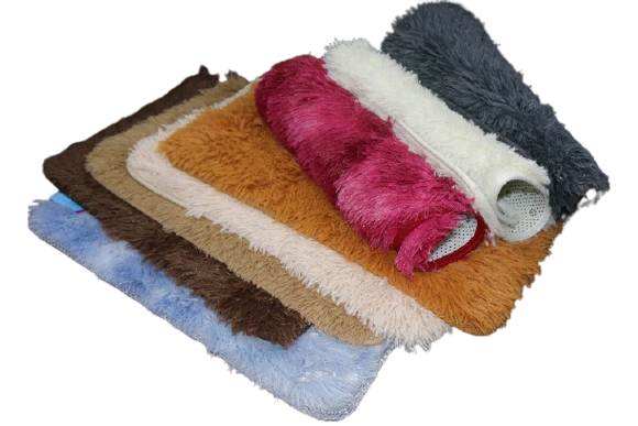 Furry Door Mat (Minimum of 3 Pieces)