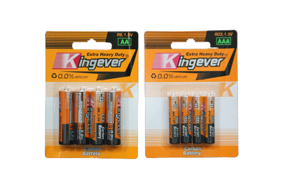 Kingever Battery (Box of 40)