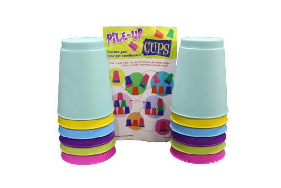 Pile-Up Cups Set