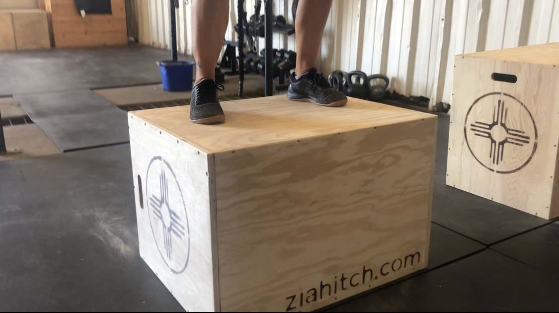 The Patriot Plyo Box