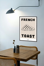 Afbeelding in Gallery-weergave laden, French Toast Framed