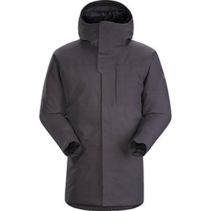 GIACCONE THERME PARKA - WHISKEY