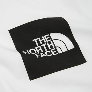 T-SHIRT FINE TNF WHITE