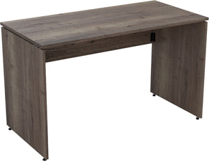 Folding desk tabacco Halifax oak