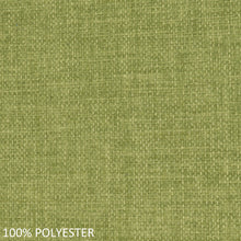 Load image into Gallery viewer, Work chair lime green polyester fabric swatch