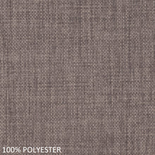 Load image into Gallery viewer, Work chair grey polyester fabric swatch