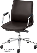 Load image into Gallery viewer, Work chair, black