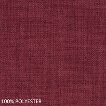Load image into Gallery viewer, Work chair mauve polyester fabric swatch