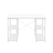 Load image into Gallery viewer, White Eaton Desk, White Frame, Front View
