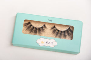 The Clare Lashes