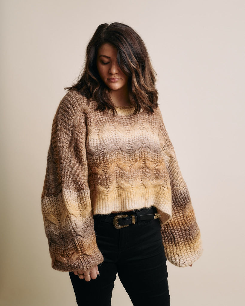 Spiced Cider Sweater