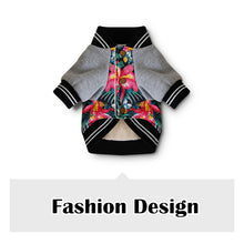 Load image into Gallery viewer, Trendy Floral Jacket