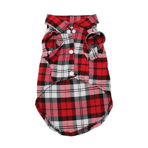 Plaid Furbaby Shirt