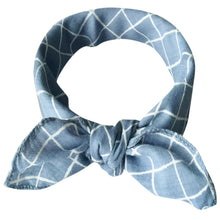 Load image into Gallery viewer, Fashion Plaid Style Bandana CUTE COLORS!