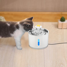 Load image into Gallery viewer, Automatic Pet Water Fountain Drinker Feeder