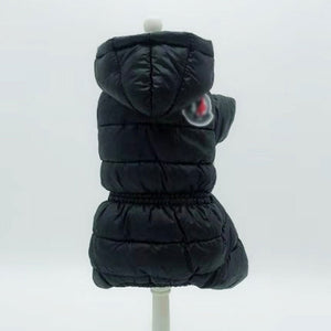 Winter Dog Warm Down Jacket