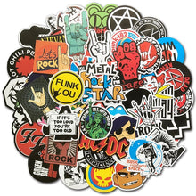 Charger l'image dans la galerie, Stickers Rock Star
