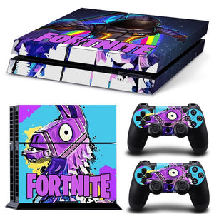 Stickers PS4 Fortnite Lama à Butin