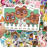 Stickers Animal Crossing Nintendo pour enfant