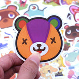 Stickers Animal Crossing pour Ordinateur