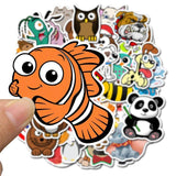 Stickers Animaux VSCO