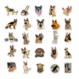 Stickers Berger Allemand Smartphone