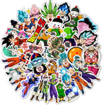 Stickers Dragon Ball Z pour ordinateur