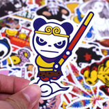 Stickers Graffiti pour Skateboard