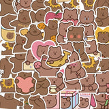 Stickers Kawaii Oursons