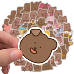 Stickers Kawaii Oursons pour ordinateur