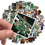Stickers Kyrie Irving pour Tablette