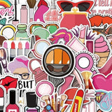 Stickers Maquillage