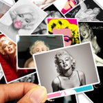 Stickers Marilyn Monroe pour Smartphone