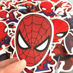 Stickers Spiderman pour Smartphone