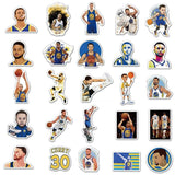 Stickers Stephen Curry pour cahier