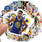 Stickers Stephen Curry pour lit