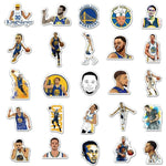 Stickers Stephen Curry pour meuble