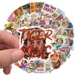Stickers Tiger King pour ordinateur