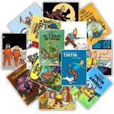 Stickers Tintin